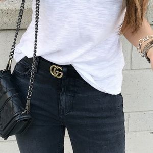 Gucci belt. EXCELLENT COND.🖤